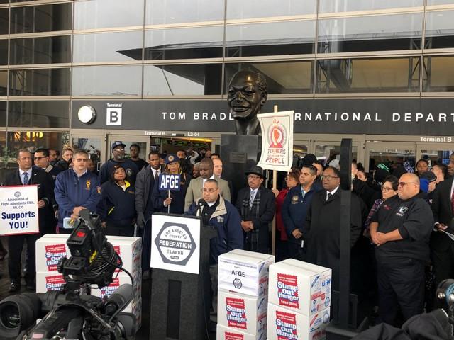 AFGE TSA Local 1260, AFL-CIO - Pictures - LAX Press